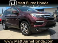 This 2016 Honda Pilot EX-L was purchased and traded at
