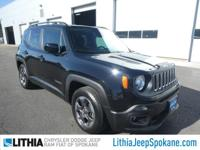 CARFAX 1-Owner, Jeep Certified, GREAT MILES 44,114!