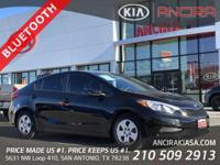 Recent Arrival! **KIA CERTIFIED**, **CARFAX ONE