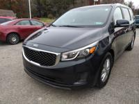Excellent Condition, CARFAX 1-Owner, Kia Certified, LOW