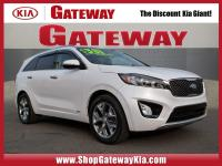 KIA Certified... All Wheel Drive, Low Mileage, One