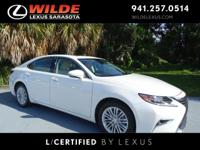 L/ Certified, CARFAX 1-Owner, ONLY 21,368 Miles! JUST