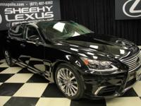 Located at Sheehy LEXUS of Annapolis, 2016 Lexus LS 460
