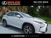 CARFAX 1-Owner, L/ Certified, ONLY 27,321 Miles! JUST