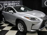 Located at Sheehy LEXUS of Annapolis, 2016 Lexus RX