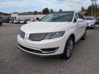 Lincoln Certified, Excellent Condition, CARFAX 1-Owner,