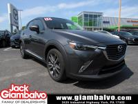 2016 MAZDA CX-3 GRAND TOURING ...... ONE LOCAL OWNER