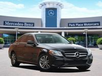 Grand and graceful, this 2016 Mercedes-Benz C-Class