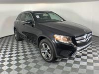 2016 Mercedes-Benz GLC. This GLC 300 GLC is Black and