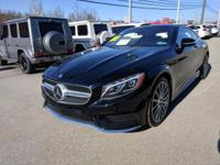 CARFAX 1-Owner, Excellent Condition, Mercedes-Benz