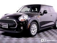 This 2016 MINI Cooper Hardtop is being offered by MINI