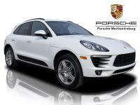 This Porsche Approved Certified Pre-Owned Macan S is