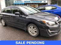 2016 Subaru Impreza 2.0i Dark Gray Metallic **Clean