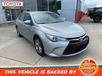 2016 Toyota Camry SE ***1.9% FINANCING AVAILABLE***,