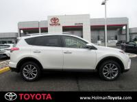2016 Toyota RAV4 Limited, Toyota Certified, All Wheel