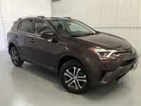 New Price! Black Currant Metallic 2016 Toyota RAV4 LE