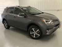 Magnetic Gray Metallic 2016 Toyota RAV4 XLE FWD 6-Speed