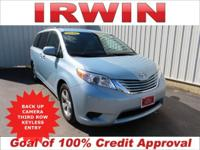 TOYOTA CERTIFIED! LOW MILES!  BLUETOOTH! BACKUP CAMERA!