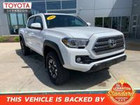 2016 Toyota Tacoma TRD Offroad 4WD, ABS brakes, Alloy