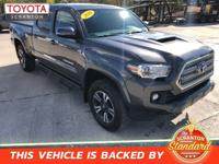 2016 Toyota Tacoma TRD Sport ***#1 CERTIFIED TOYOTA