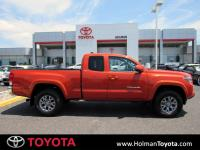2016 Toyota Tacoma SR5, Toyota Certified, Access Cab,