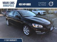 **** UNLIMITED MILE CERTIFIED BY VOLVO WARRANTY ****