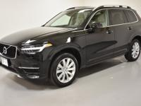 This Certified Pre-Owned 2016 Volvo XC90 T6 Momentum is