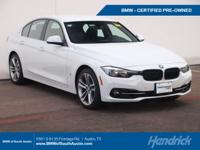 BMW Certified, CARFAX 1-Owner, LOW MILES - 22,413!