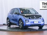Here is a low miles 2017 BMW i3 Range Extender in