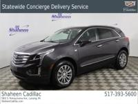 CADILLAC CERTIFIED WARRANTY - ONLY 21K MILES - DRIVER