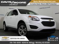 Certified. Davis Moore Chevrolet is proud to present