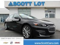 2017 Chevrolet Malibu PREMIER SEDAN. . Clean CARFAX.