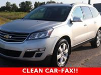 2017 Chevrolet Traverse LT GM CERTIFIED, CLEAN
