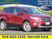 2017 Ford Escape SE 4x4 Odometer is 26255 miles below