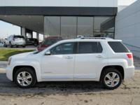 The used 2017 GMC Terrain in Toledo, OHIO is ready for