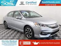 Recent Arrival! Clean CARFAX. Certified. 2017 Honda