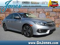 This 2017 Honda Civic Sedan EX-T is offered to you for