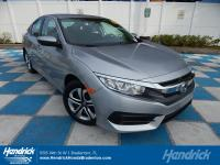 Honda Certified, Superb Condition, CARFAX 1-Owner. LX