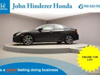Are you looking for a Certified Pre-Owned Honda Civic?