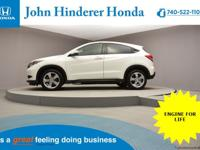 John Hinderer Honda is Ecstatic to present a Stunning