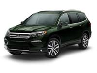 2017 Honda Pilot Touring Black Forest Pearl Clean