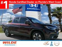 Superb Condition, Honda Certified, ONLY 25,679 Miles!