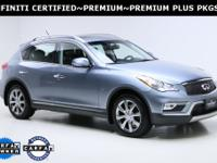 **INFINITI CERTIFIED**, **BALANCE OF FACTORY