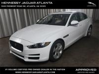 2017 Jaguar XE 25t **Certified w/ a 6-year/100,000 mile