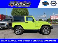 PRICED WAY BELOW NADA RETAIL VALUE OF $33,775!! 4WD!!,