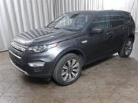 2017 Land Rover Discovery Sport HSE Luxury **Certified