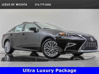 2017 Lexus ES 350, L/Certified, located at Lexus of