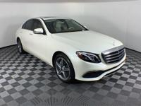 Recent Arrival!2017 Mercedes-Benz E-Class. This E 300