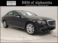 - Certified E300 Luxury Sedan - Premium 1 Package with