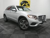 Iridium Silver 2017 Mercedes-Benz GLC 300 4MATIC BRAND